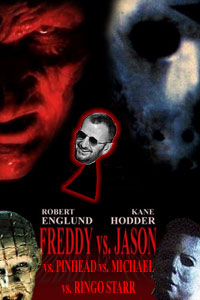 Freddy Vs Jason Vs Chucky Vs Michael Myers Vs Pinhead FullyRamblomati...